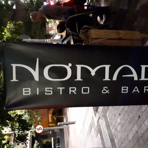 NOMAD Bistro & Bar Review