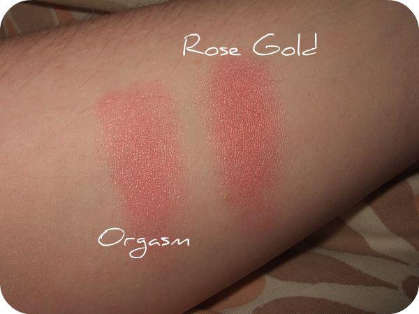 Sleek Rose Gold 4