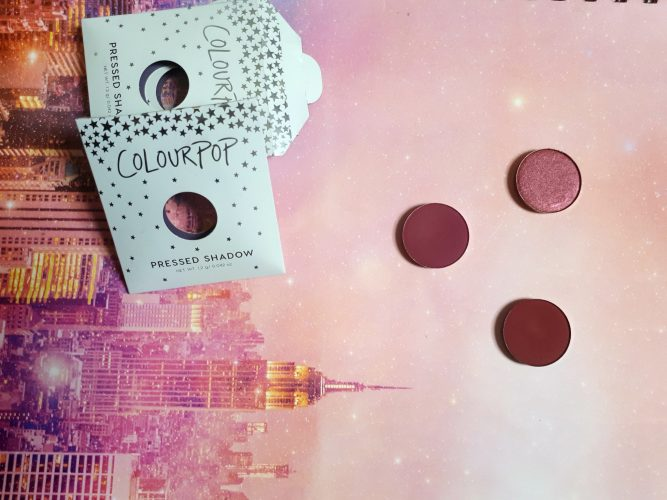 ColourPop Pressed Powders First Impressions