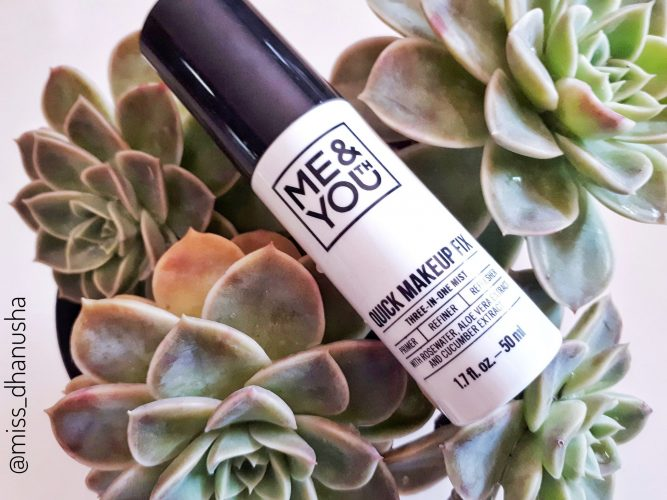 Local is lekker – Me & Youth Quick Makeup Fix Review