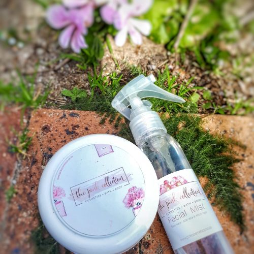 Pink Cosmetics Facial mist + Body Butter review