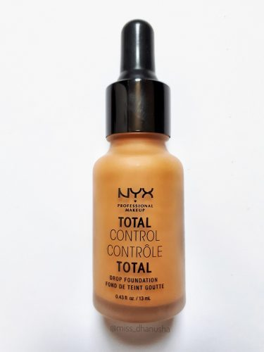 NYX is opening in Cape Town + Total Control Drop foundation first impression