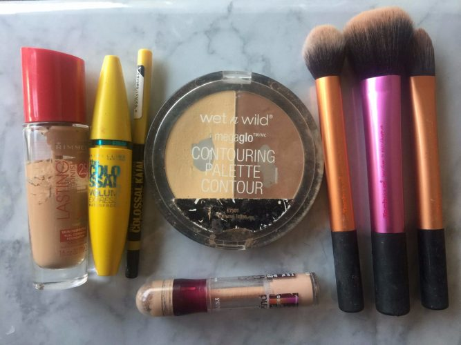 My makeup must haves by Asha Singh- Collaboration