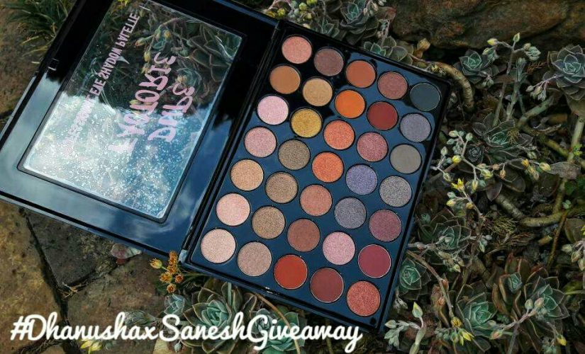 2K Giveaway with Sanesh Makeup!!!