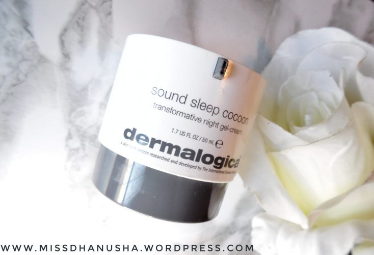 Dermalogica Sounds Sleep Cocoon Review & Giveaway