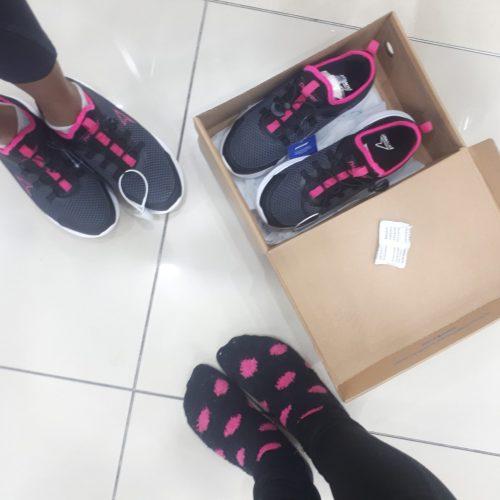 Power Footwear's New Brand Ambassador Lisa Raleigh