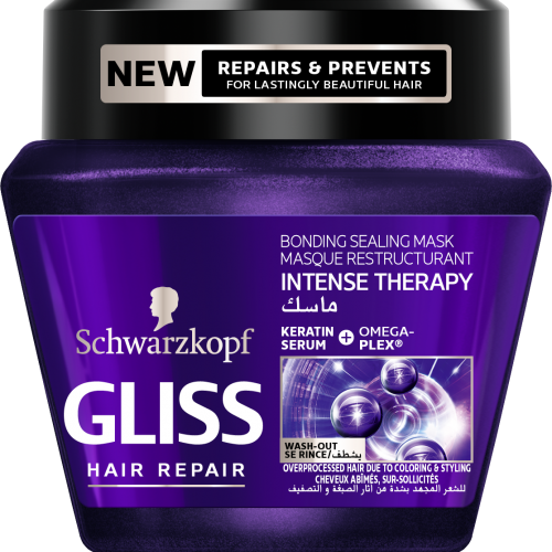 Schwarzkopf Releases new Gliss Intense Therapy & Supreme Length Range