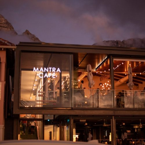 {Giveaway} Mantra Cafe in Camps bay Review