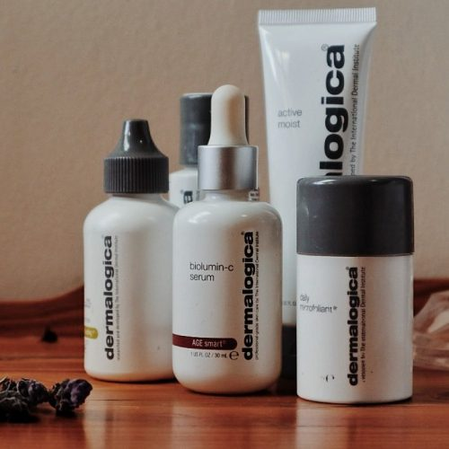 My top 5 products from Dermalogica